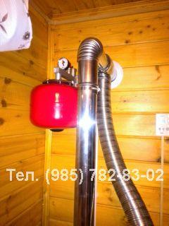 Дымоход для котлов на жидком топливе чем утеплить дымоход для уменьшения конденсата
